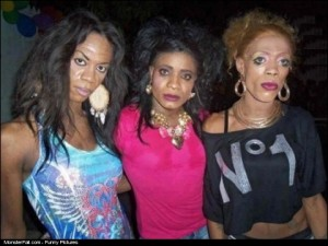 Triple MakeUp FAIL