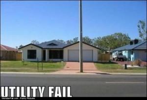 Utility FAIL