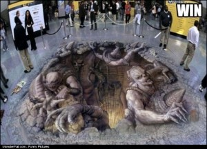Monster 3D Art WIN