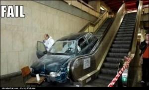 Parking FAIL