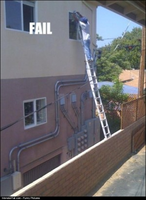Safety FAIL