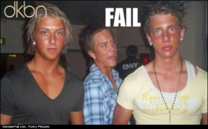 Monster Fashion Tan FAIL