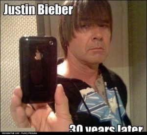 Justin years later FAIL