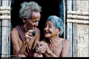 Monster Old Couple WIN Love Is Ethernal