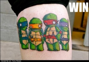 TMNT Tattoo WIN