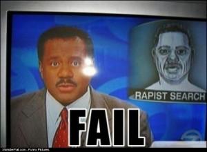 News Reporter FAIL