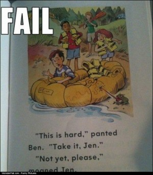 Book Fail