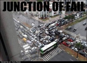 Junction Of FAIL