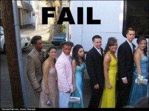 Jersey Shore Party FAIL