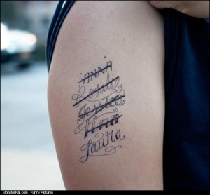 Tatoo FAIL  Maybe You Should the of Your