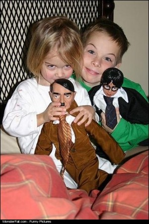 A Harry Potter Doll Really