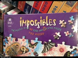Terrible puzzle