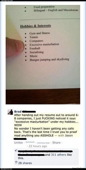 Nice resume