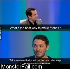 Best Way To Make Friends
