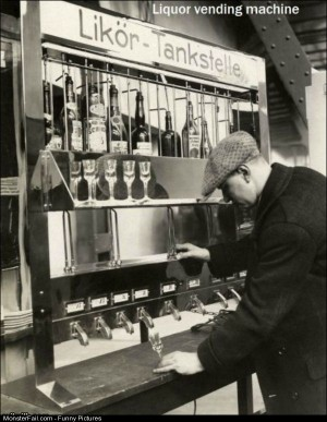 Pics Vending Machine