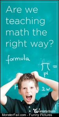 Does our approach to teaching math fail even the smartest kids why the math education your children need is most likely not what their school is teaching