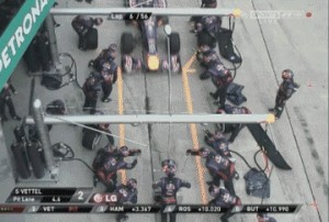 New Formula 1 Pit Stop Record 205 Seconds