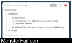 That Awkward Shiver