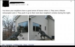 I Wish They Were My Neighbors