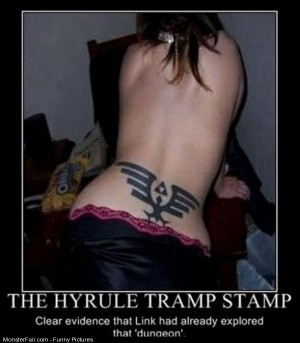 Pics Hyrule Tramp Stamp