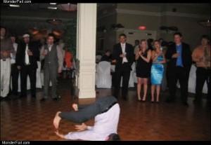 Amazing break dancing