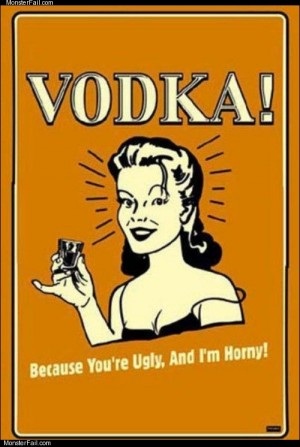 Why vodka