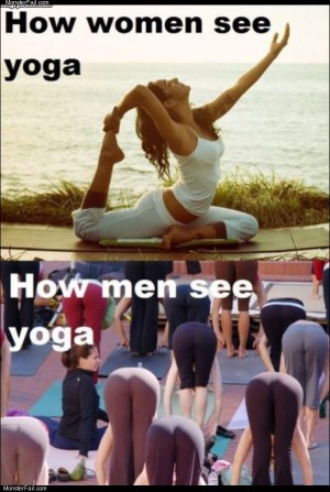 How we see yoga
