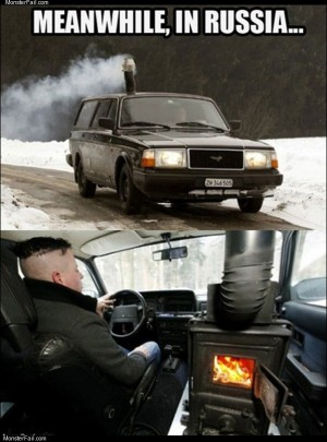 Car heater