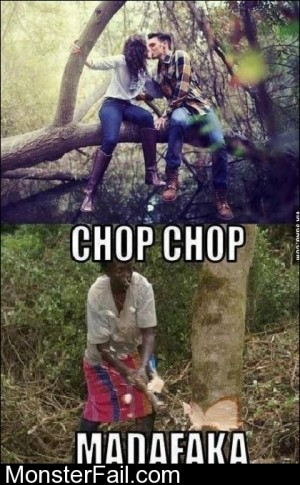 Chop Chop Madafaka