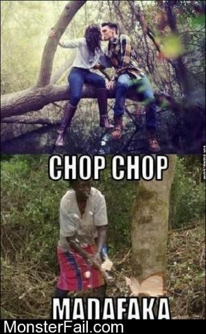 Chop Chop Madafaka