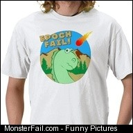 EPOCH fail Tee Shirts