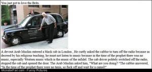 Pics London Cab