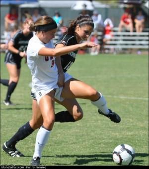 Pics Girls Soccer Move