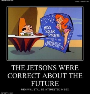 Jetsons were right