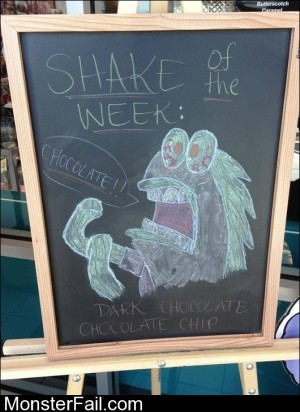 Shake Of The Week
