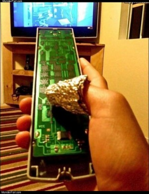 Fixed the remote