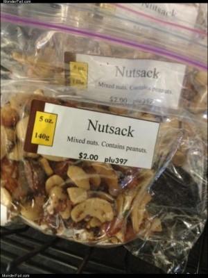 Nutsack