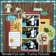 Fall Fail layouts autumn fall