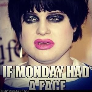 Pics Monday Face