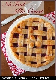 No Fail Pie Crust is a tried and true crust that will not let you down Delicious too by recipes pies