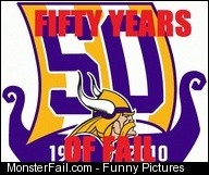 50 years of fail