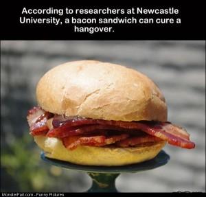 Pics Bacon Sandwich