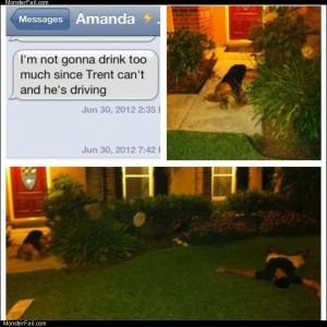 Amanda and trent