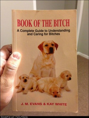 Pics Book Of The Bitch