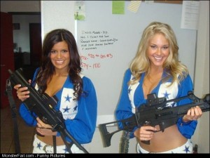 Pics Girls With Guns 10