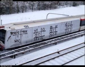 Tic tac train