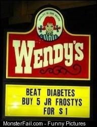 Wendys Fail