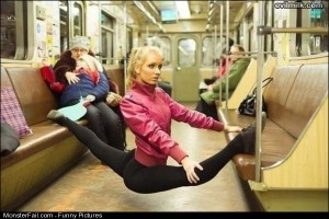 Pics Just A Subway Ride
