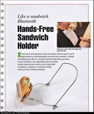 Pics Hands Free Holder