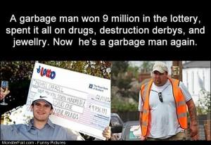 Pics Garbage Man